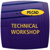 PSCAD Technical Workshop - Commercial