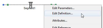 Editing a Transmission Line Configuration